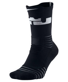 Basketballsocken LeBron Elite Versatility Crew Basketball Sock