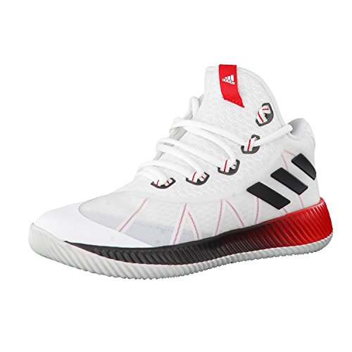 Adidas Unisex-Kinder Energy Bounce Bb J Basketballschuhe