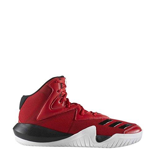 Adidas Herren Crazy Team 2017 Basketballschuhe, Rot