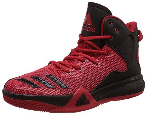 adidas Herren Dt Bball Mid Basketballschuhe, Multicolore