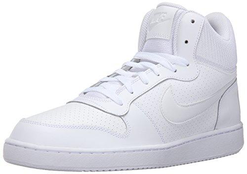 Nike Herren Court Borough Mid Basketballschuhe