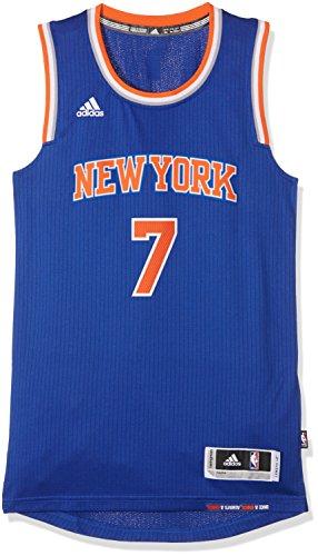 adidas Herren Basketball New York Knicks Swingman Trikot