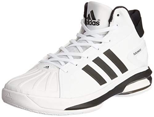 adidas Herren Basketballschuhe Futurestar Boost white/black