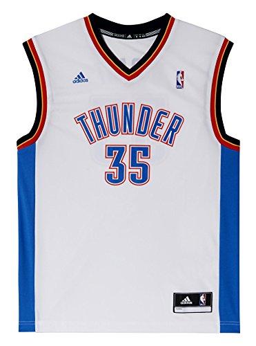 adidas Herren Trikot Oklahoma City Thunder Kevin Durant NBA Int Replica
