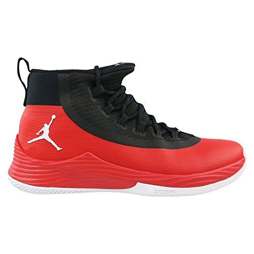 Nike Jordan Ultra Fly 2 Basketballschuhe rot-schwarz