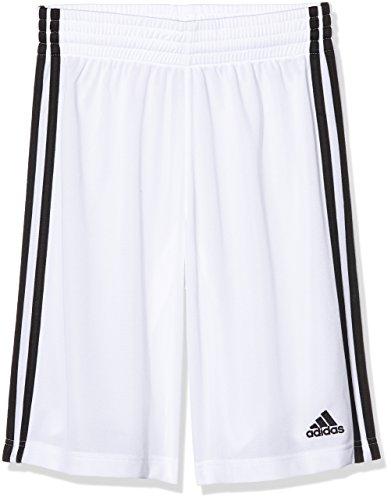 adidas Jungen Y Commander S Shorts, schwarz / weiß