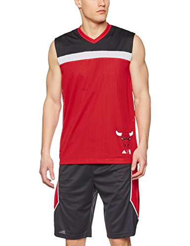 adidas Herren Basketballtrikot Bulls Reversible Trikot