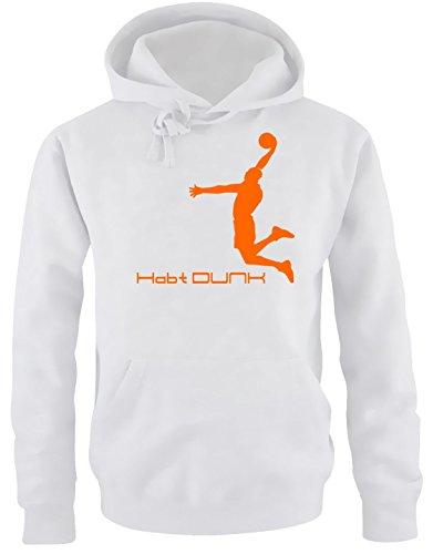 Habt DUNK – Basketball Slam Dunkin Kinder Sweatshirt mit Kapuze
