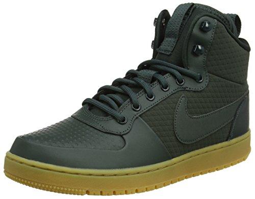Nike Herren Court Borough Mid Winter Basketballschuhe
