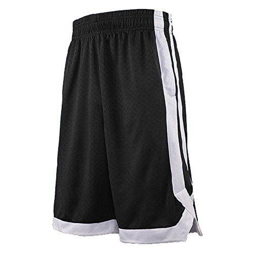 TopTie Basketball-Shorts für Herren mit Taschen