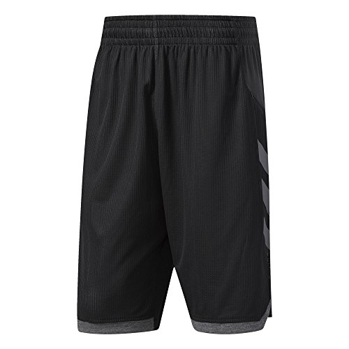 adidas Herren Harden Commercial Shorts, Black