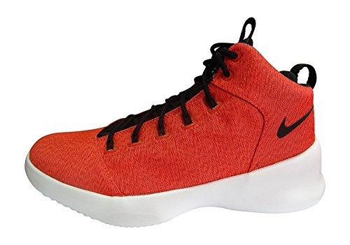 Nike Herren Hyperfr3sh Basketballschuhe, rot/Schwarz