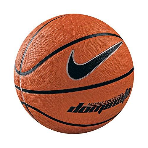 Nike Dominate Basketball, amber/black, 7 Zoll