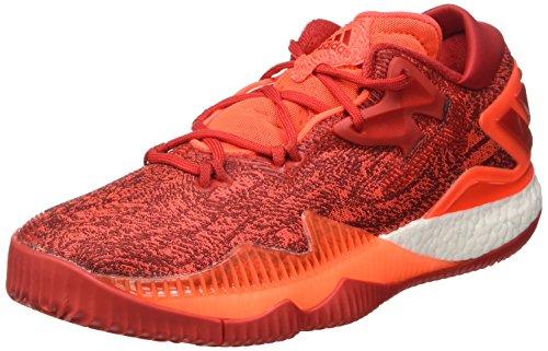 adidas Herren Crazylight Boost Lo Basketballschuhe