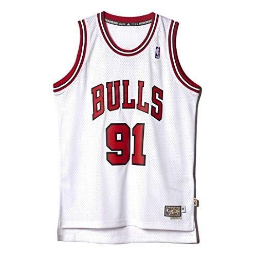 adidas Herren Basketballtrikot Chicago Bulls Retired