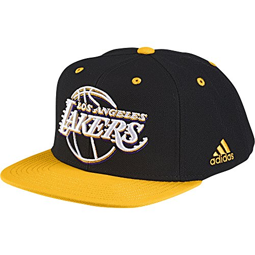 adidas Cap Los Angeles Lakers Flat-Brim