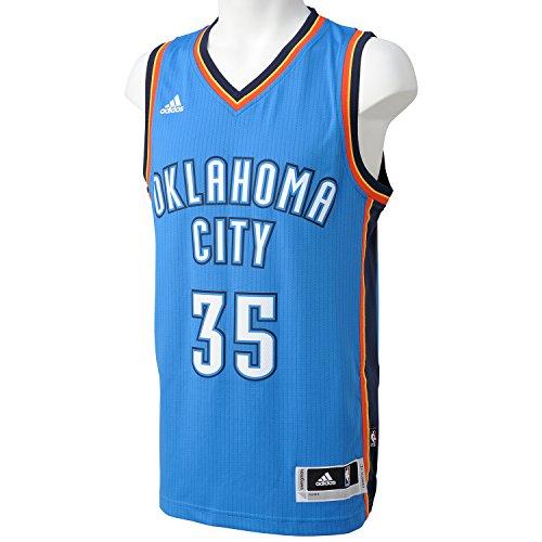 adidas Herren Basketball Oklahoma City Thunder Swingman Trikot