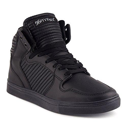 FiveSix Herren Basketballschuhe schwarz