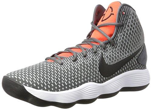 Nike Herren Hyperdunk 2017 Basketballschuhe, grau