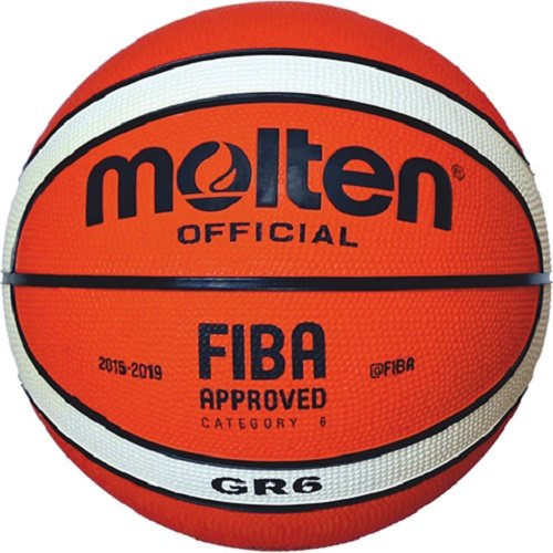 Molten Basketball BGR5, ORANGE/CREME, 7