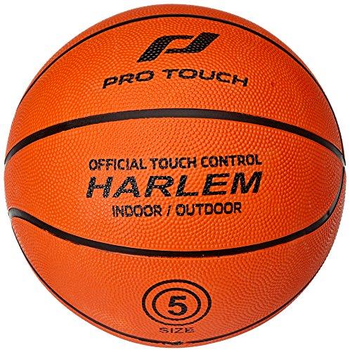 Pro Touch Harlem Basketball, Orange, 7