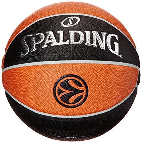 Spalding Basketball Euroleague TF1000 Legacy 74-538z, Orange, 7
