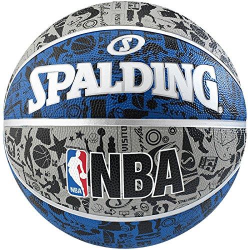 Spalding Ball NBA Grafitti Outdoor