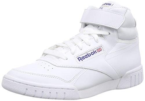Reebok Ex-O-Fit Hi Basketballschuhe, weiß
