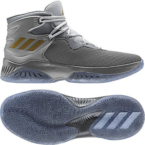 adidas Unisex Explosive Bounce Basketballschuhe