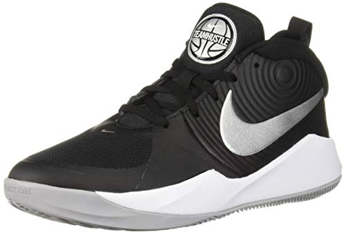 Nike Unisex-Kinder Team Hustle D 9 (GS) Basketballschuhe